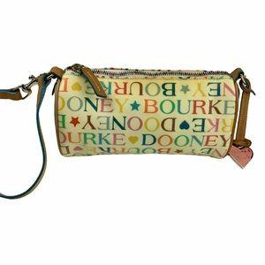DOONEY & BOURKE Vintage Signature Barrel Bag